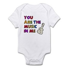 'The Music In Me' Infant Bodysuit