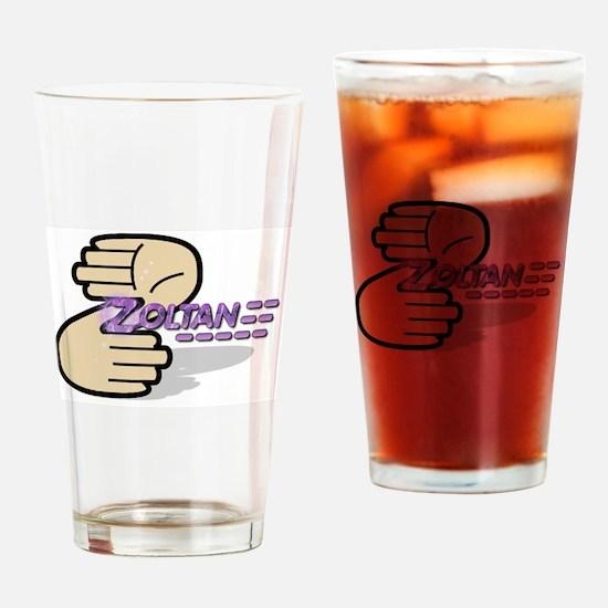 Unique Cool retro Drinking Glass