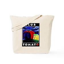 Club Tomato Tote Bag