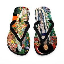 Klimt Women Flip Flops