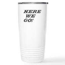 Unique Sports logo Travel Mug