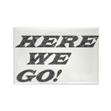 Unique Slogans Rectangle Magnet (10 pack)