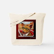 Maury the Chihuahua Tote Bag