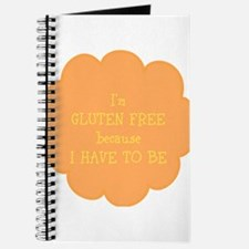 Have to be, gluten free Journal