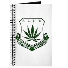 School Of Hard Knocks Journal