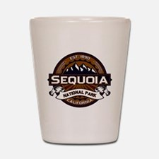 Sequoia Vibrant Shot Glass