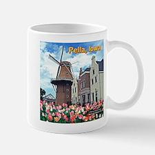 Pella, Iowa Windmill -- Mug