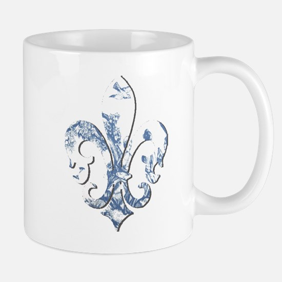 FRENCH TOILE Mug