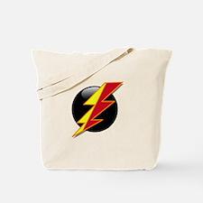Flash Bolt Tote Bag