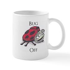 Bug Off Lady Bug Coffee Small Mug