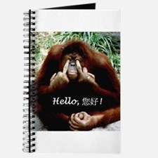 Chinese Funny Ape Journal