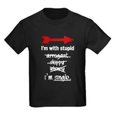 I'm with stupid T