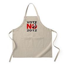Anti Obama 2012 Apron
