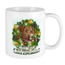 Merry Christmas Chesapeake Ba Mug