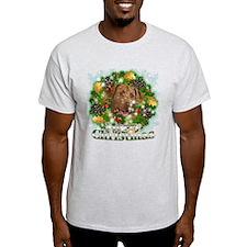 Merry Christmas Chesapeake Ba T-Shirt