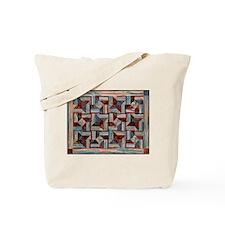 Echo Stars Horizontal Tote Bag