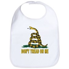 Tea Party Bib