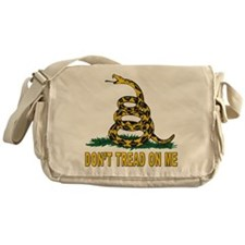 Tea Party Messenger Bag