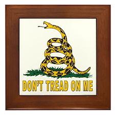 Tea Party Framed Tile