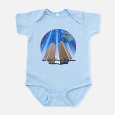 Memorial 9/11 Infant Bodysuit