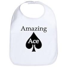 Amazing Ace Bib