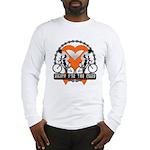 Leukemia Ride For A Cure Shir Long Sleeve T-Shirt