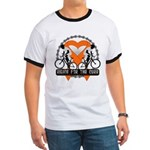 Leukemia Ride For A Cure Shir Ringer T