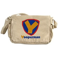 YooperMan Messenger Bag