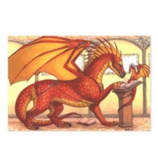 Mentor Dragon Postcards (Package of 8)