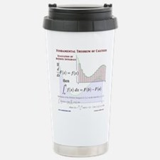 Fundamental Theorem of Calculus Travel Mug