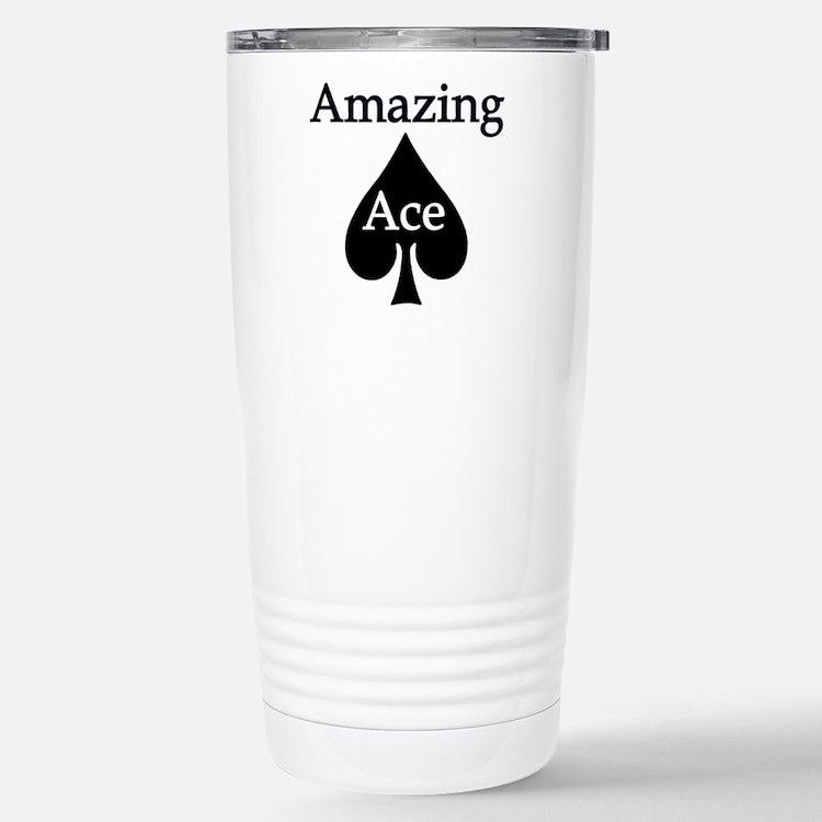 Amazing Ace Travel Mug