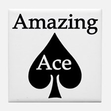 Amazing Ace Tile Coaster