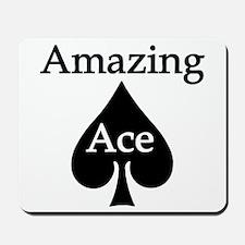 Amazing Ace Mousepad