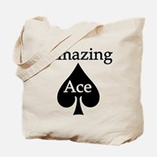 Amazing Ace Tote Bag