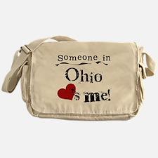 Someone in Ohio Messenger Bag