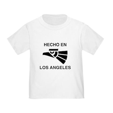 Hecho en Los Angeles Toddler T-Shirt