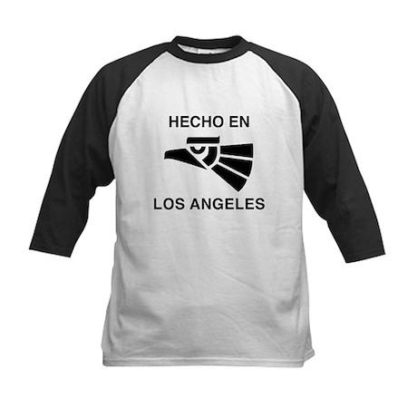 Hecho en Los Angeles Kids Baseball Jersey