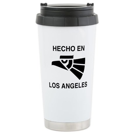 Hecho en Los Angeles Stainless Steel Travel Mug