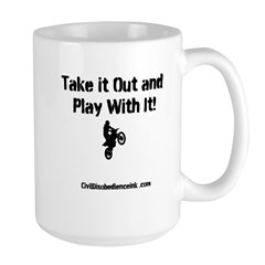 take it out Mugs