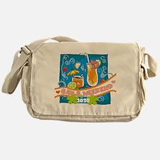 Tropical Girls Weekend 2017 Messenger Bag