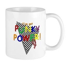 Punky Power! Retro 80's TV Mug