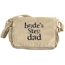 Bride's Step Dad Messenger Bag