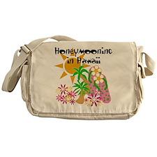 Honeymoon Hawaii Messenger Bag