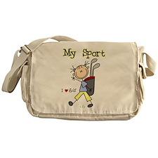 Golf My Sport Messenger Bag