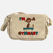 I'm a Gymnast Messenger Bag