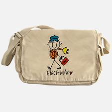 Basic Electrician Messenger Bag