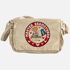 Master Seamstress Messenger Bag
