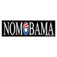 NoMoObama Bumper Sticker