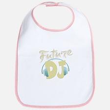 Future DJ (Disk Jockey) Bib
