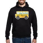 Assistant Principal School Bus Hoodie (dark)